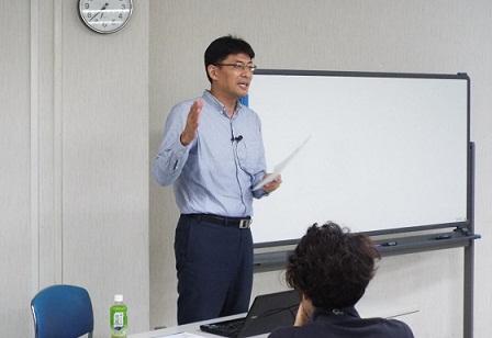 創業セミナー静岡①