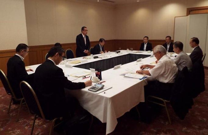 平成30年度 第1回外部評価委員会を開催